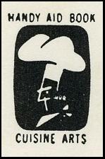 Handy Aid Book: Cuisine Arts