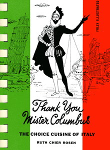 Thank You Mister Columbus