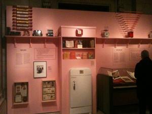 photo of kitchen exhibit