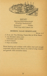herring salad remoulade recipe
