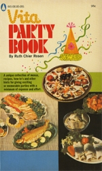 Cover of Vita Party Cookbook